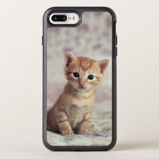Tiny Ginger Kitten OtterBox Symmetry iPhone 7 Plus Case