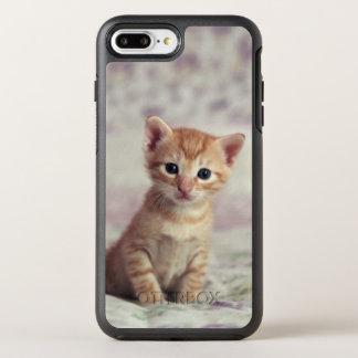 Tiny Ginger Kitten OtterBox Symmetry iPhone 8 Plus/7 Plus Case