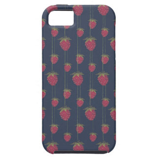 Tiny Hanging Strawberries iPhone 5 Covers