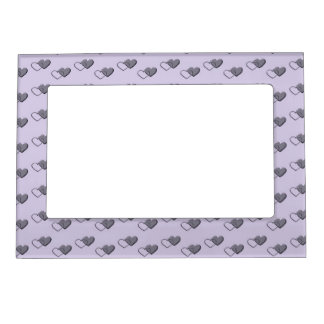 Tiny Hearts custom picture frame Magnetic Frames