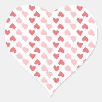 Tiny Hearts Heart Sticker