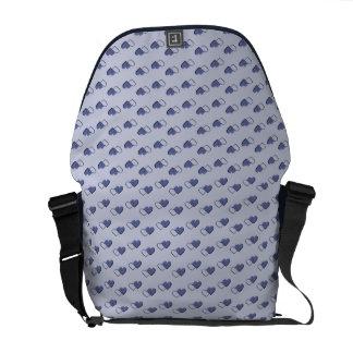 Tiny Hearts messenger bag