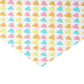 "Tiny Hearts Tissue Paper 10"" X 15"" Tissue Paper"