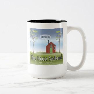 Tiny House Scotland Logo 15 oz Mug