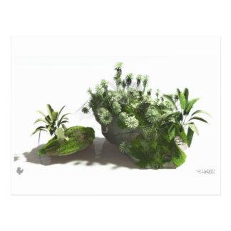 Tiny Islands Postcard