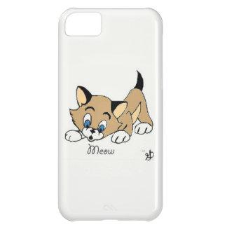 Tiny Kitten iPhone 5C Case
