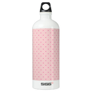 Tiny Pink Hearts SIGG Traveller 1.0L Water Bottle