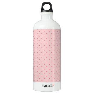 Tiny Pink Hearts SIGG Traveller 1.0L Water Bottle