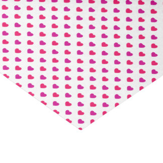 """Tiny Pink Hearts Valentines Day Gift Tissue Paper 10"""" X 15"""" Tissue Paper"""