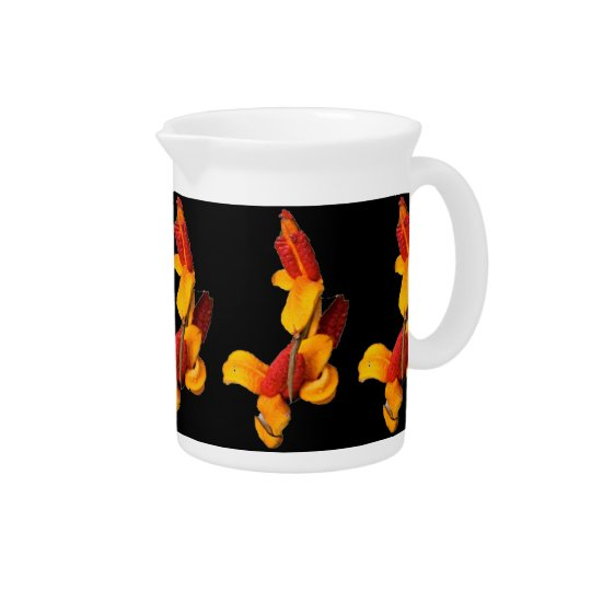 Tiny Pitcher - Floral