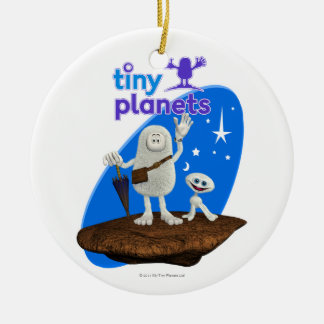 Tiny Planets Bing & Bong Christmas Ornament