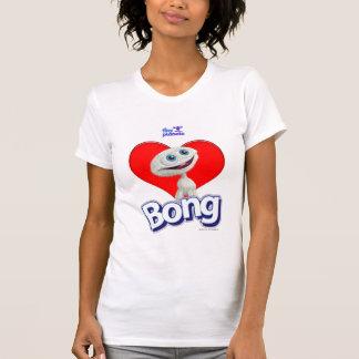 Tiny Planets - I Love Bong T-Shirt
