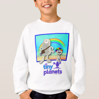 Tiny Planets - Making Rainbows Sweatshirt