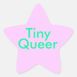 Tiny Queer Stickers
