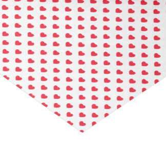 """Tiny Red Hearts Valentines Day Gift Tissue Paper 10"""" X 15"""" Tissue Paper"""