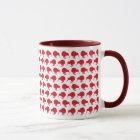 Tiny Red Kiwis Mug