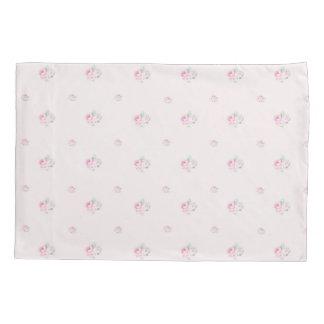 Tiny Rose Bud Pillowcase