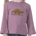 Tiny Stegosaurus T-shirt