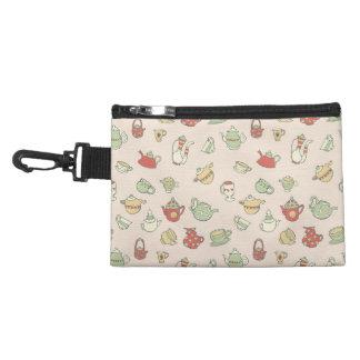 Tiny Teapots Accessories Bag