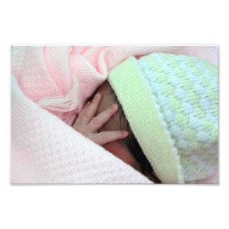 Tiny tiny Fingers Photo Print