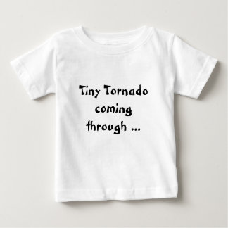 tiny tornado infant child crawler tshirt