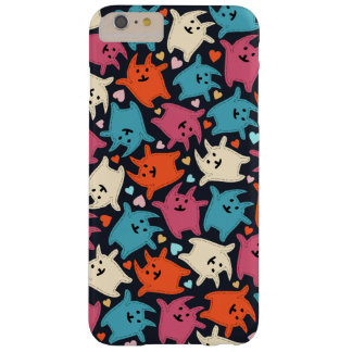 Tiny Tumbling Love Kittens iPhone 6 Plus Case
