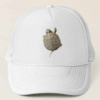 Tiny Turtle (Tortoise) Photo Trucker Hat