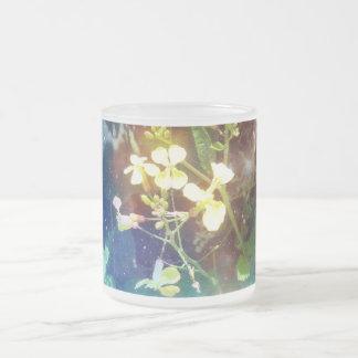 Tiny Yellow Flowers Mug