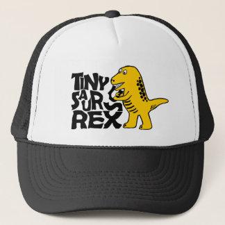 Tinysaurus rex trucker hat