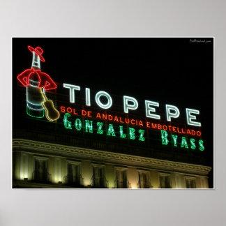 Tio Pepe Poster