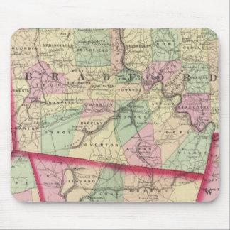 Tioga, Luzerne, Bradford, Sullivan, Wyoming Mouse Mat