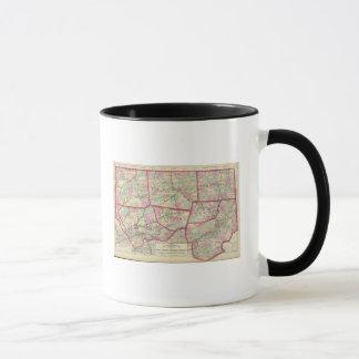 Tioga, Luzerne, Bradford, Sullivan, Wyoming Mug