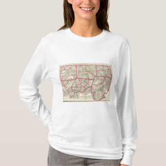 Tioga, Luzerne, Bradford, Sullivan, Wyoming T-Shirt