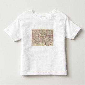 Tioga, Luzerne, Bradford, Sullivan, Wyoming Toddler T-Shirt