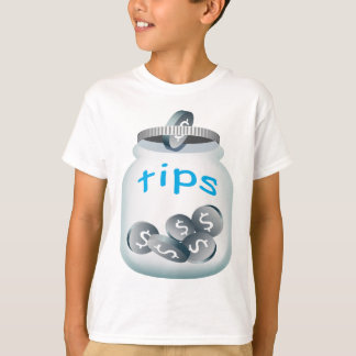 Tip Jar Tshirts
