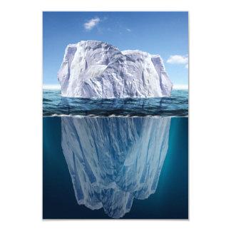 Tip of the Iceberg Card