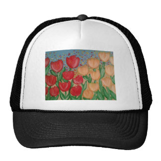 Tip Toe Through The Tulips Hats
