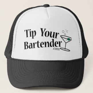 Tip Your Bartender Martini Hat