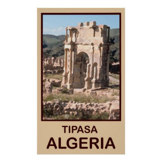 Tipasa Algeria Posters