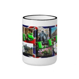 Tippin the Leeds Cup Ringer Coffee Mug