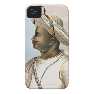 Tippoo Sultan (1749-99) plate from 'Picturesque Sc iPhone 4 Case-Mate Cases
