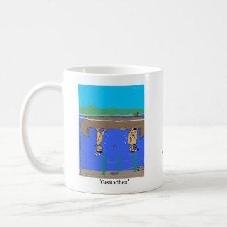 """""""Tippy Canoe"""" Basic White Mug"""