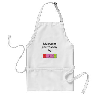 Tippy periodic table name apron