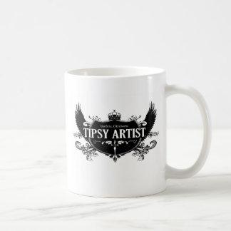 Tipsy Artist Wing Mug