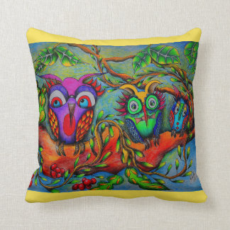 Tipsy Trio Soft Polyester Filled Cushion