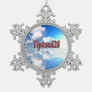 Tipton628's Snowflake Ornament
