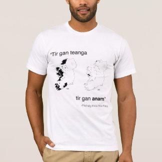Tír gan Teanga shirt