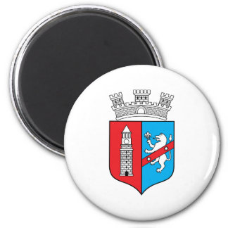 Tirana Coat Of Arms Magnet