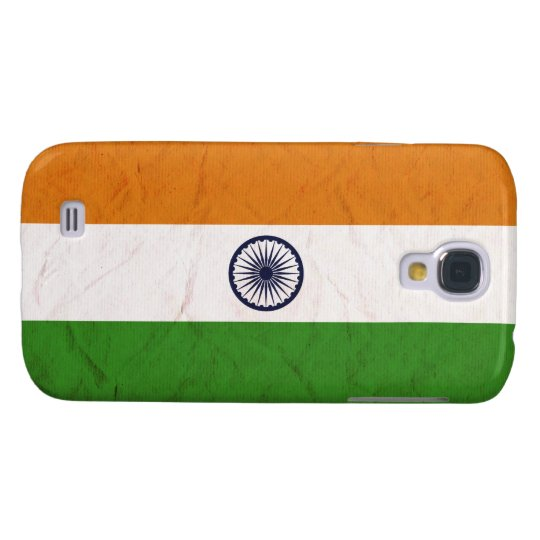 Tiranga indian flag galaxy s4 case