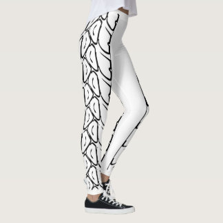 Tire Marks Leggings
